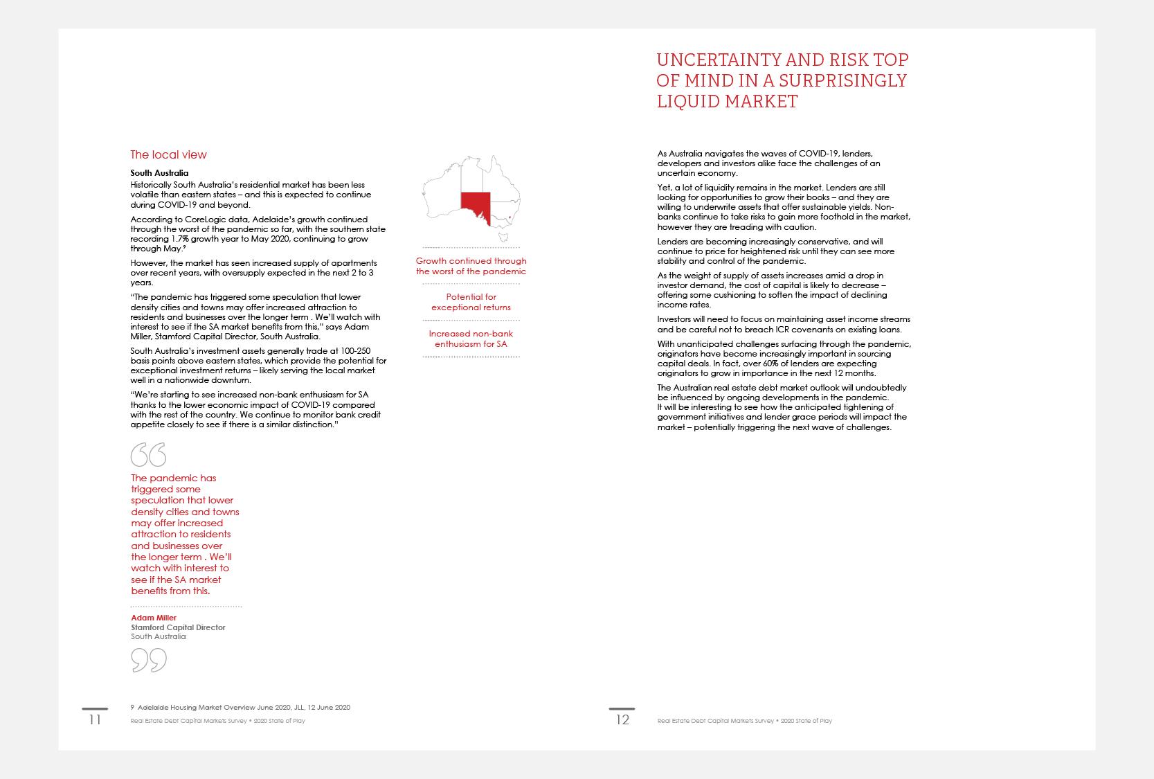 Stamford Capital - Writers case study